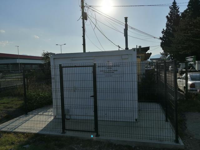 Mjerna stanica Podgorica UT